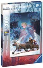 Ravensburger Puzzle 128655 Disney Ledeno kraljevstvo 2, 200 komada