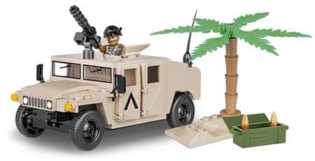 Cobi 24305 NATO sivatagi terepjáró