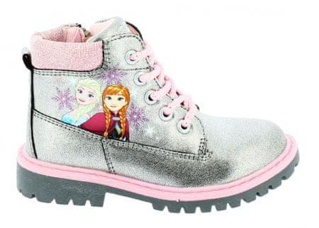 Disney by Arnetta čizme za djevojčice Frozen 24 srebrna