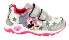 Disney by Arnetta dívčí svítící tenisky Minnie