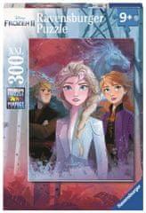 Ravensburger Puzzle 128662 Disney Ledové království 2 300 dílků