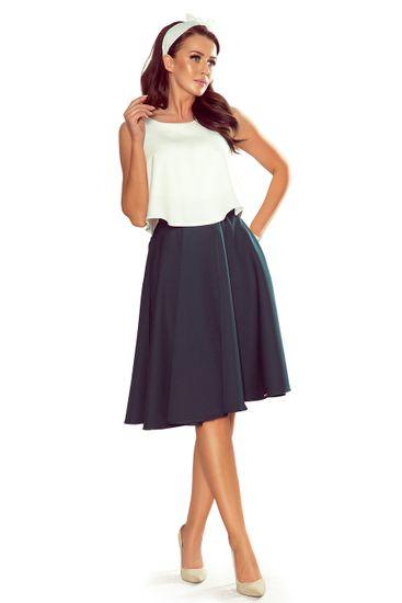 Numoco Dámska sukňa 266-1, zelená, S