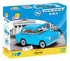 Cobi 24539 Youngtimer Trabant 601, 1:35