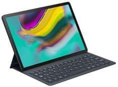 SAMSUNG Galaxy Tab S5E - Ochranný kryt s klávesnicou EJ-FT720UBEGWW, čierny