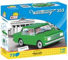 Cobi 24542 Youngtimer Wartburg 353, 1:35