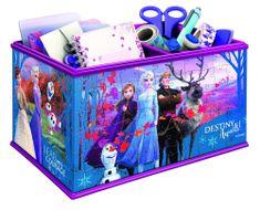 Ravensburger 3D Puzzle 121229 Úložná krabice Disney Ledové králotvství 2 216 dílků