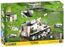 6 - Cobi 2516 SMALL ARMY II WW Sd Kfz 165 Hummel