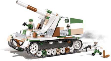 Cobi 2516 SMALL ARMY II WW Sd Kfz 165 Hummel