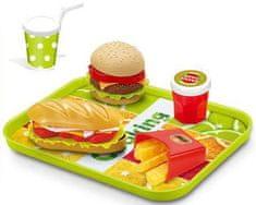 Lamps Ételkészlet hamburger és bagett