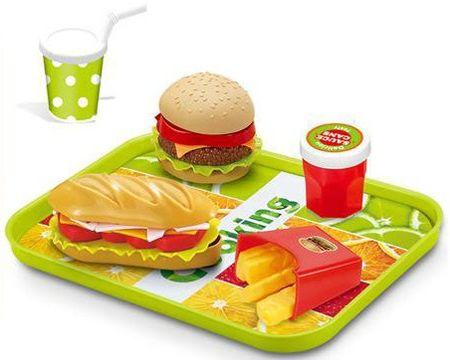 Lamps Komplet jedi hamburger in bageta