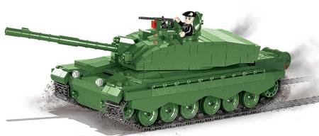 Cobi klocki 2614 SMALL ARMY Tank Challenger 2