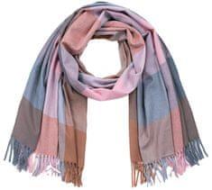Art of Polo Dámska šál sz18539 .1 Beige, Grey, Pink