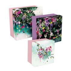 Clairefontaine Chacha darilna škatla, majhna, 16x16x10 cm