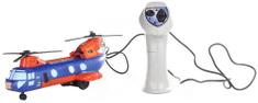 Lamps helikopter ze światłem i dźwiękiem