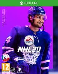 NHL 20 CZ (XBOX1)