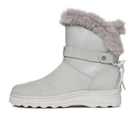 Geox Hosmos ženski zimski škornji D84AUC 0322N, 36, svetlo sivi