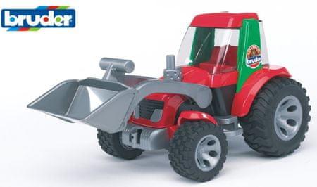 BRUDER 20102 Traktor markolóval