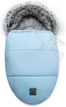 Floo For Baby Floo For Baby Egg zimska vreča za voziček, modra