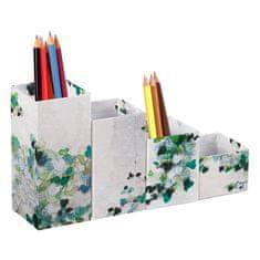 Clairefontaine Hedera Helix set magnetnih lončkov za pisala, 4 deli