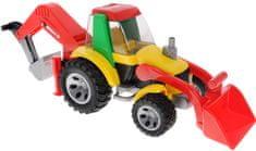 BRUDER 20105 Traktor nakladač