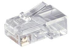 Goobay RJ45 8-pin mrežni konektor, 10 kosov