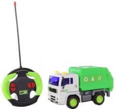 Lamps RC szemeteskocsi
