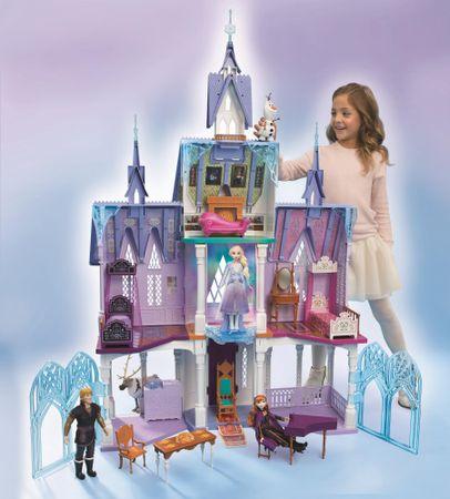 Disney Jégvarázs 2 Arendelle kastély