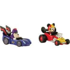 IMC Toys Závodní autíčka Mickey&Pat