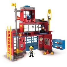 IMC Toys Požární stanice Mickey Mouse
