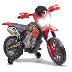 Feber Dětská elektrická motorka Moto Cross 400F