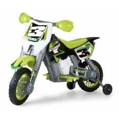 Feber Dětská elektrická motorka Cross Rider