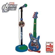 Reig set dětské kytary a mikrofonu