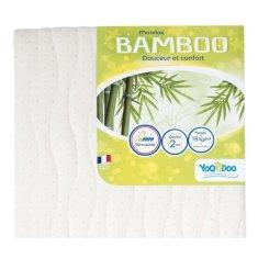 Yoopidoo dětská matrace Bamboo, 60 x 120 cm