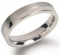 Boccia Titanium Titanov poročni pas 0129-01