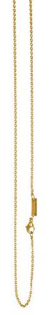 Brosway Ogrlica iz jekla Catena BCT15-BCT15R (Dolžina 45 cm)