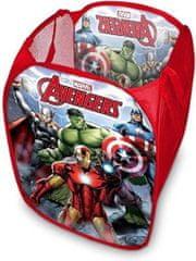 Eli Koš na hračky Avengers / úložný koš Avengers Pop-up