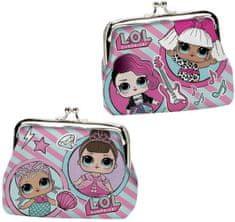 Coriex Dětská peněženka L.O.L. Surprise / taštička L.O.L. Surprise II