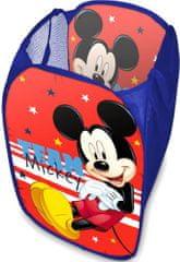 Eli Koš na hračky Mickey / úložný koš Mickey Pop-up