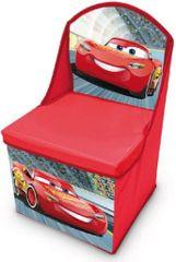 Eli Dětská židle s úložným prostorem Cars