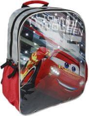 Cerda Školní batoh Cars LED / batoh na cesty Cars LED světélka 38cm