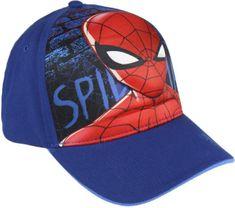 Cerda Dětská kšiltovka Spiderman 3D