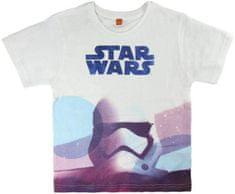 Cerda Dětské tričko Star Wars Premium bavlna bílé Velikost: 111/116 (5-6 let)