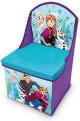 Eli Dětská židle s úložným prostorem Frozen