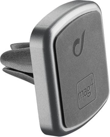 CellularLine Magnetický držák do ventilace Mag4 Handy Force PRO, černý (MAG4HANDYFDPROD)