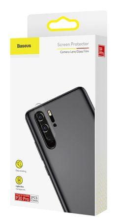 BASEUS trdo zaščitno steklo za fotoaparat za Huawei P30 (SGHWP30-JT02)