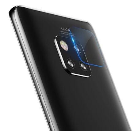 BASEUS trdo zaščitno steklo za fotoaparat za Huawei Mate 20 Pro (SGHWMATE20P-JT02)