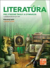 Kolektív autorov: Literatúra 1 - pre stredné školy a gymnáziá