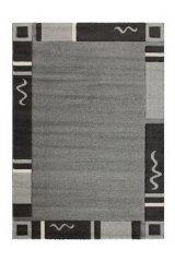 Lalee Kusový koberec Havanna HAV 401 Silver