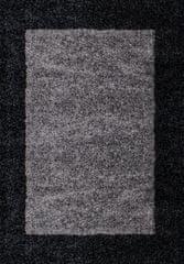 Ayyildiz AKCE: 100x200 cm Kusový koberec Life Shaggy 1503 anthracit