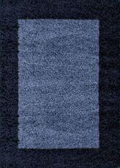 Ayyildiz Kusový koberec Life Shaggy 1503 navy